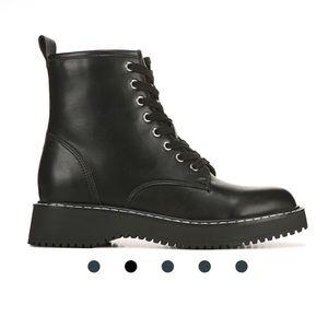 Madden Girl combat boot